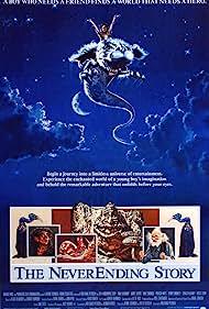 Noah Hathaway, Sydney Bromley, Tilo Prückner, and Deep Roy in Die unendliche Geschichte (1984)