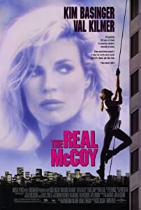 Full movie torrents free download The Real McCoy by Roger Donaldson [320x240]