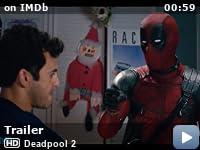 Deadpool 2 Poster Imdb Background