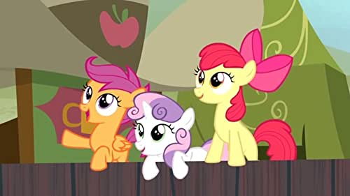 My Little Pony: Friendship Is Magic: Games Ponies Play: Hay Stacking Contest