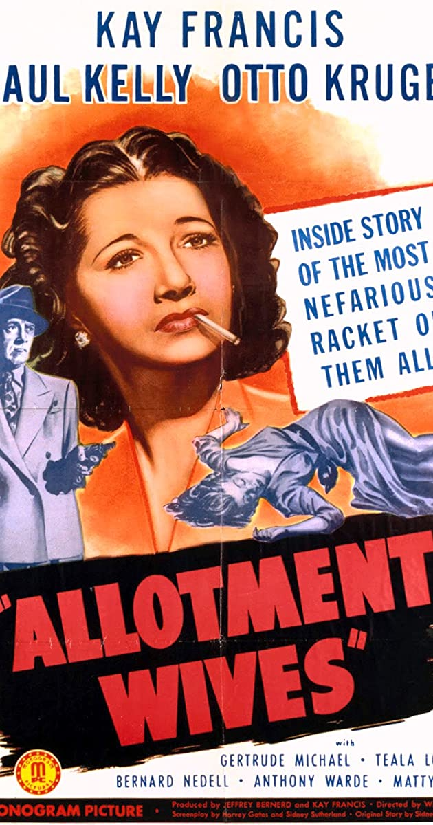 Allotment Wives 1945 Imdb