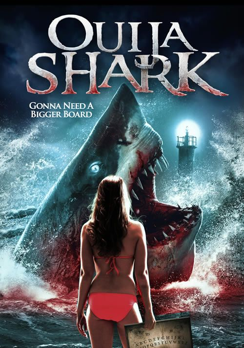 Ouija Shark (2020) English 720p HDRip Esubs DL