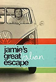 Jamie's Great Escape Poster