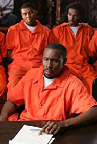 Wood Harris in The Wire (2002)
