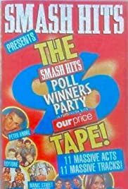 Smash Hits Poll Winners Party 1996 Poster