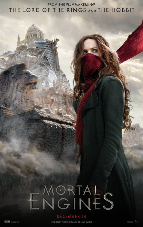 Mortal Engines (2018) BluRay Direct Download