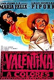 La Valentina Poster