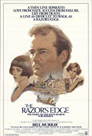 The Razor's Edge (1984) Poster - Movie Forum, Cast, Reviews