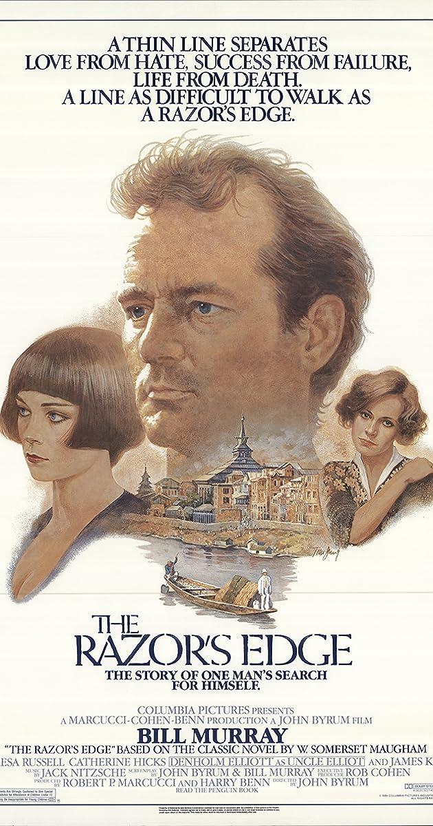 Watch Full HD Movie The Razor's Edge (1984)