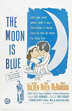 Where to stream The Moon Is Blue