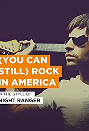 Night Ranger: You Can Still Rock in America Poster