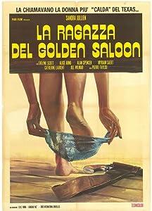 Katso nyt, että näet minut elokuvana The Girls of the Golden Saloon, Johnny Wessler, Evelyne Scott, Myriam Saert, Claude Boisson (1975) [HDRip] [BDRip]