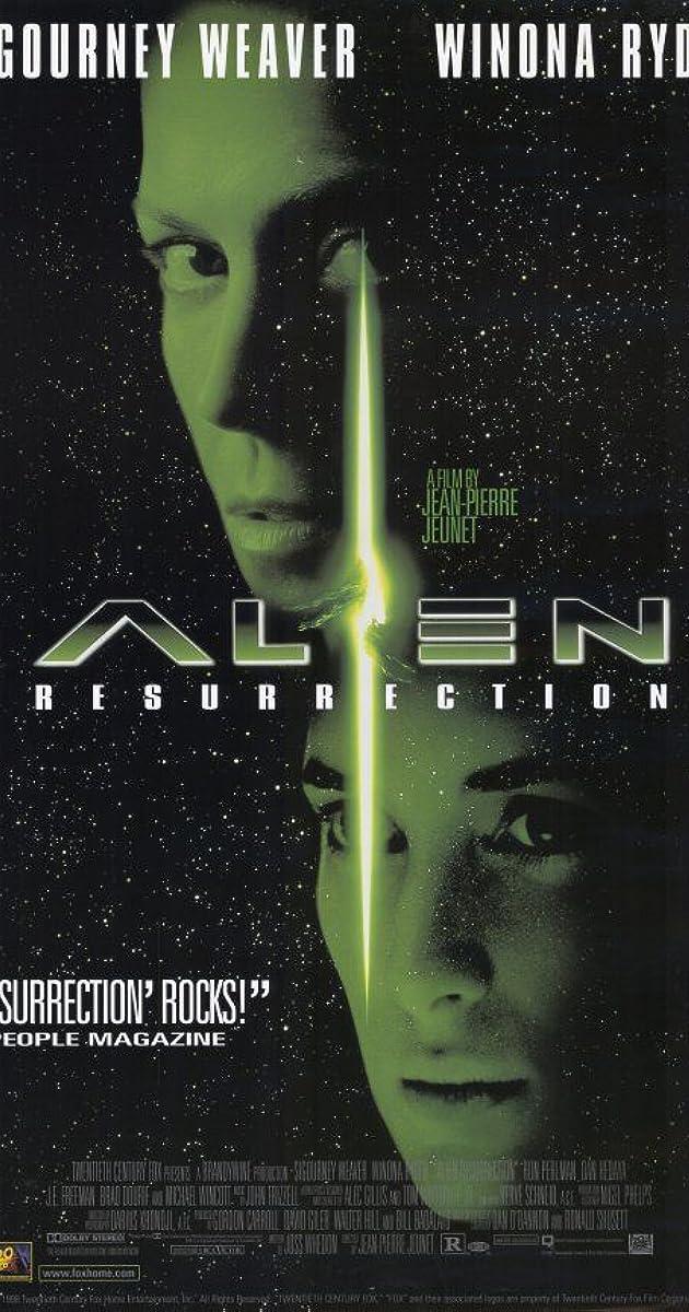 Alien Resurrection Directors Cut (1997)