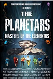 The Planetars: Masters of the Elementus Poster