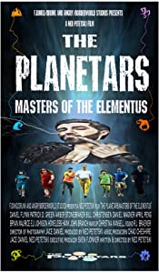 The Planetars: Masters of the Elementus 720p movies