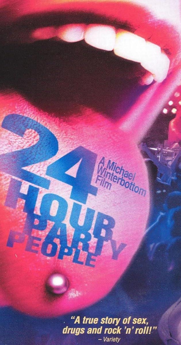24 Hour Party People (2002) - IMDb