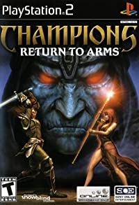 Primary photo for Champions: Return to Arms