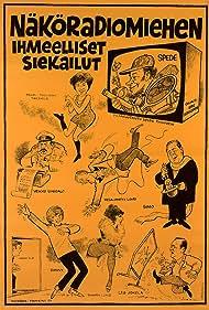 Näköradiomiehen ihmeelliset siekailut (1969) Poster - Movie Forum, Cast, Reviews
