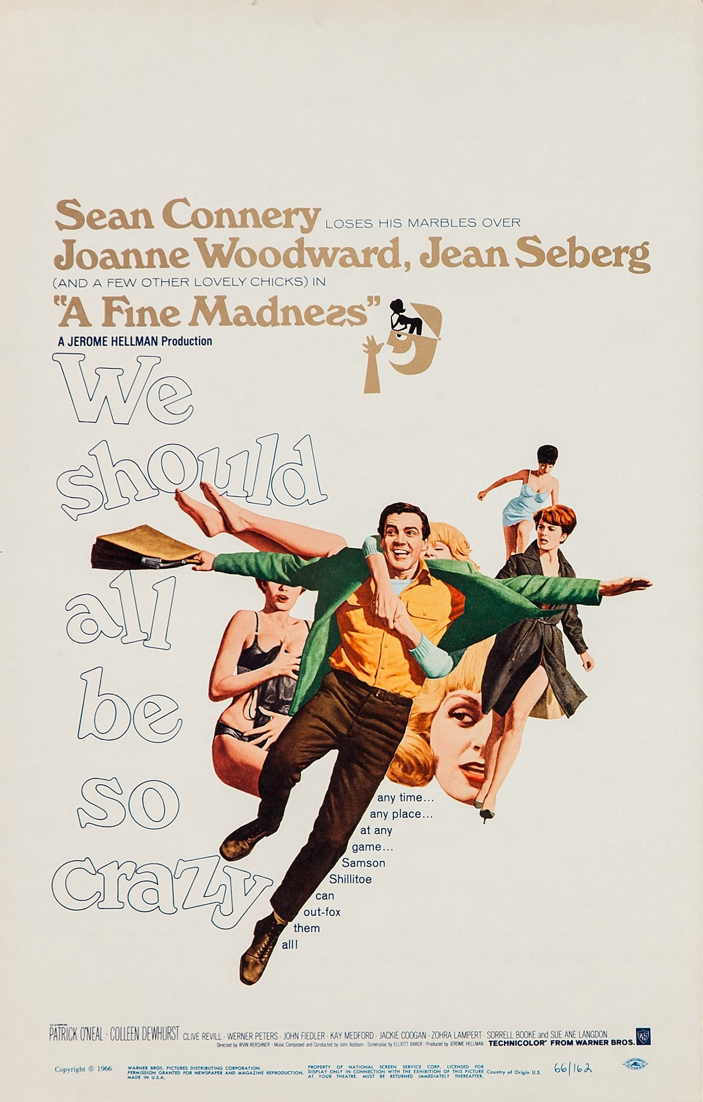 A Fine Madness (1966) - Photo Gallery - IMDb