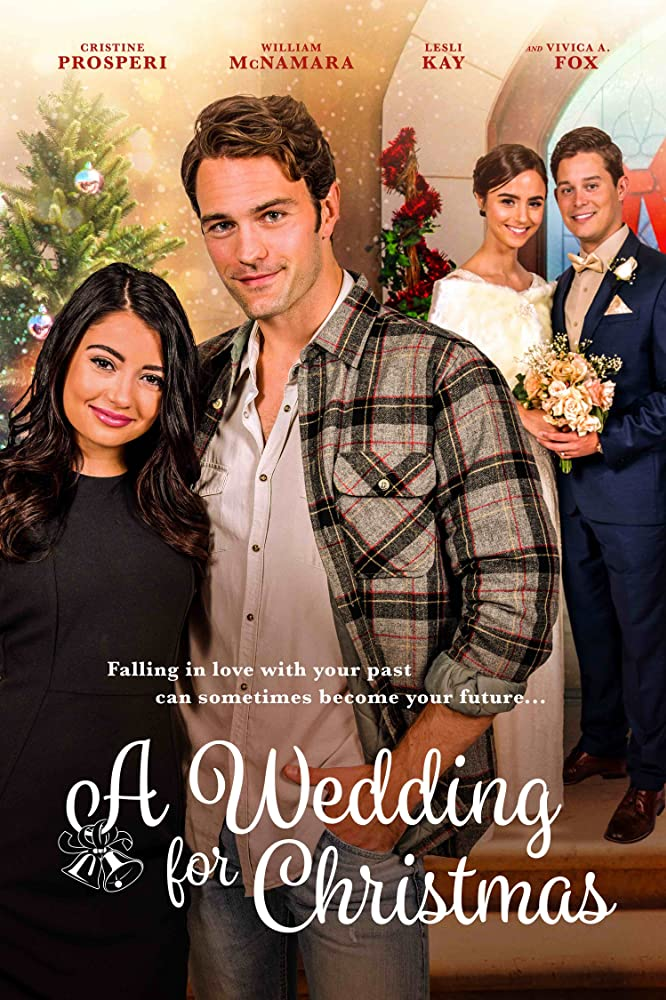A Wedding For Christmas Movie Poster