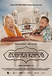 Sventa Karve Poster