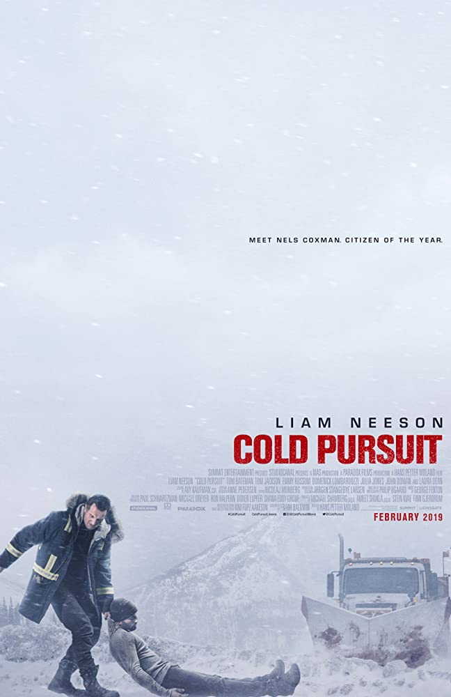 Liam Neeson in Cold Pursuit (2019)