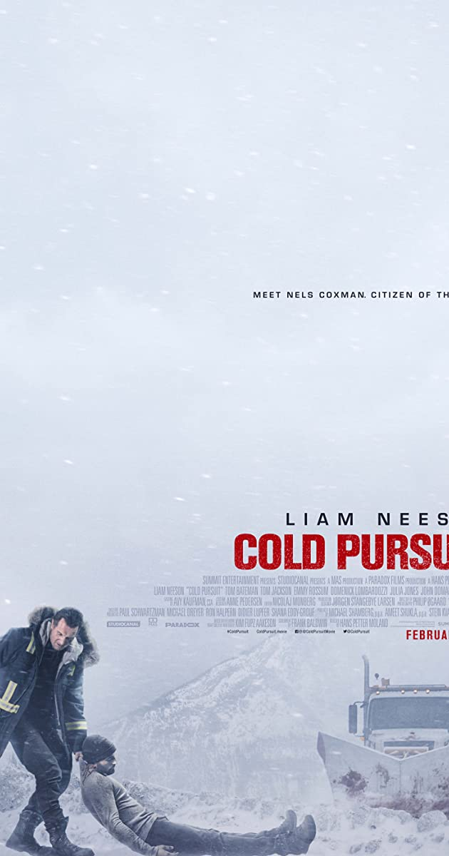 Subtitle of Cold Pursuit