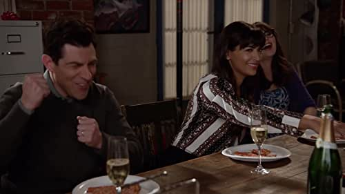 New Girl: The Gang Get Cece Supplies For Her Home Office