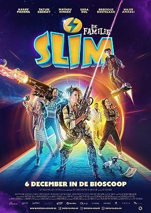 De Familie Slim poster