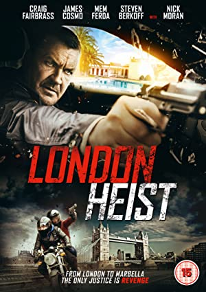 Movie London Heist (2017)