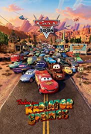 Tales from Radiator Springs Poster