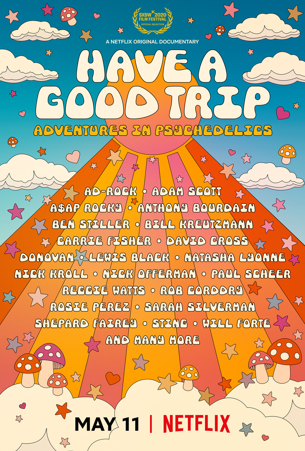Have a Good Trip: Aventuris in Psychedelics Online Subtitrat In Romana