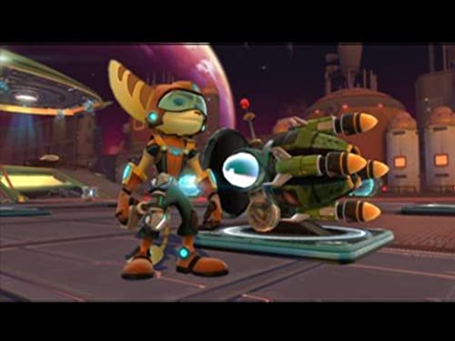 Ratchet And Clank: Full Frontal Assault (VG)