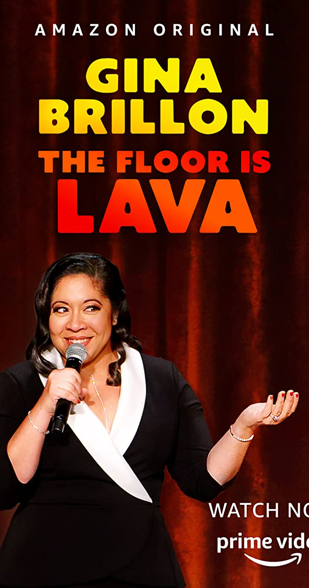 Subtitle of Gina Brillon: The Floor is Lava