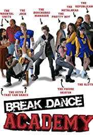 Breakdance Academy Poster