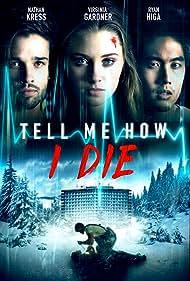 Nathan Kress, Ryan Higa, and Virginia Gardner in Tell Me How I Die (2016)
