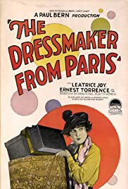 The Dressmaker from Paris Poster