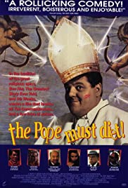 The Pope Must Diet Poster
