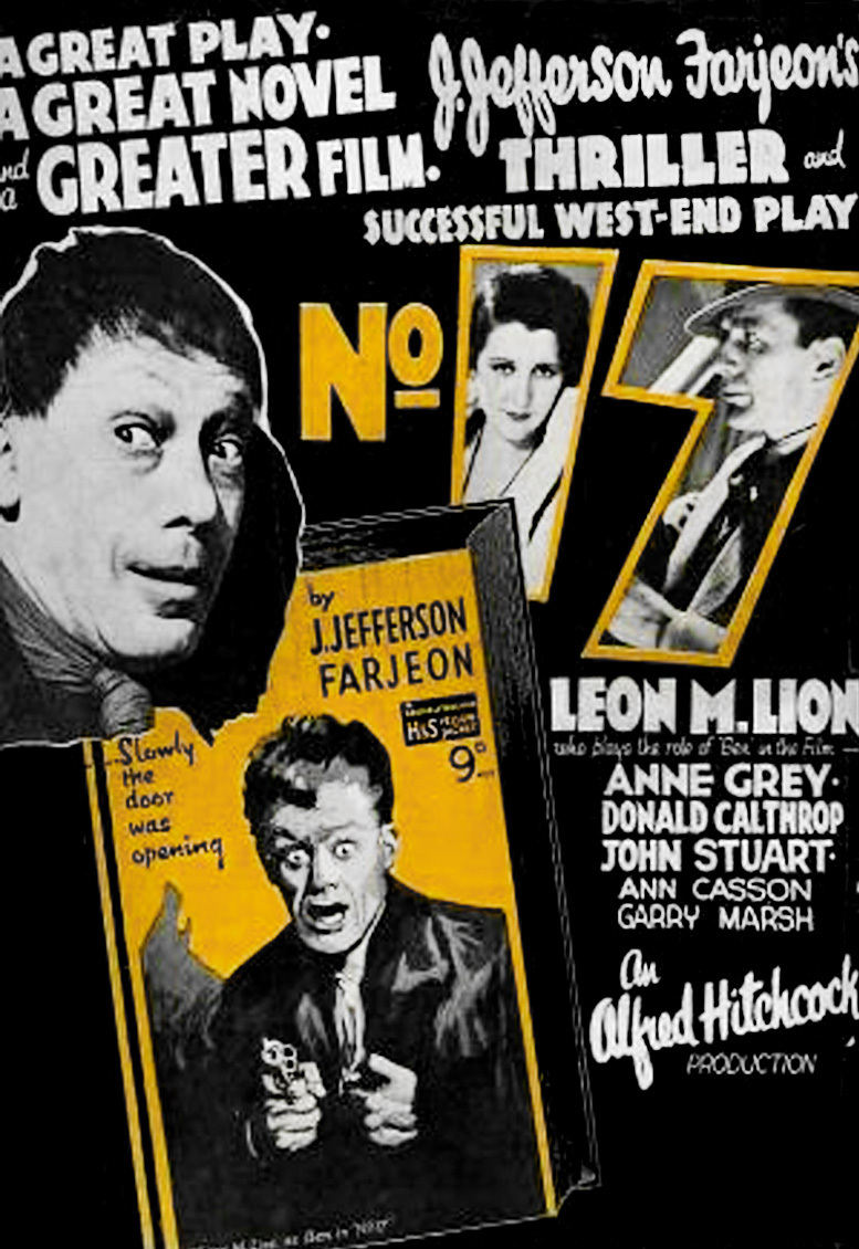 Number 17 (1932) - IMDb
