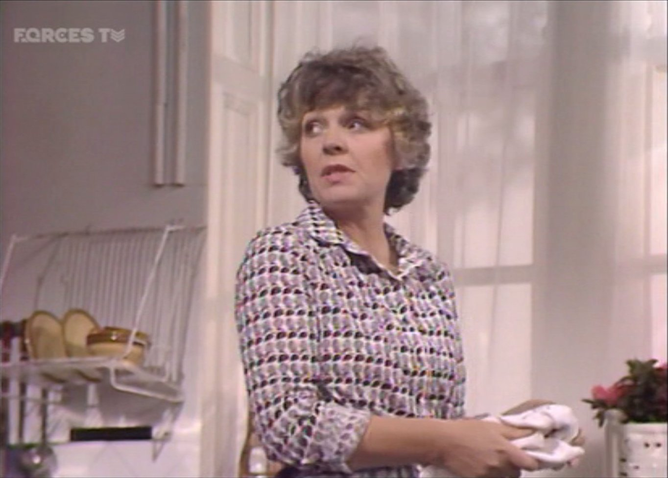 Pauline Yates in Keep It in the Family (1980)