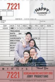 Hyang-hwa Lim, Yeena Sung, Charles Ryu, and Yun Jeong in Happy Cleaners (2019)