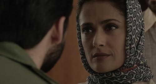 Navid Navid & Salma Hayek