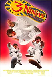 3 Ninjas: Knuckle Up Poster