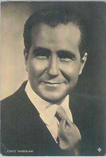 Carlo Tamberlani Picture