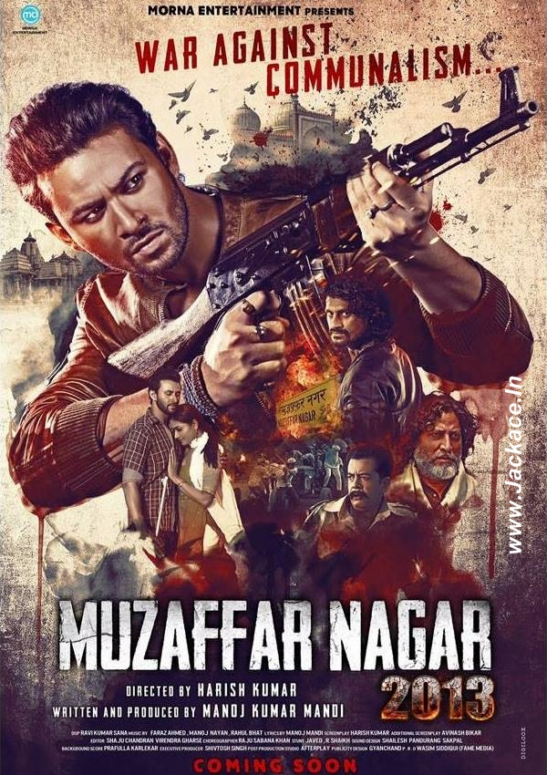 Muzaffarnagar The Burning Love (2017) Hindi Movie 480p HDRip ESubs 400MB