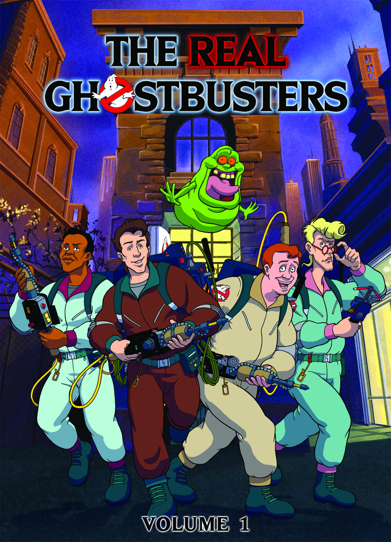 The Real Ghostbusters Tv Series 1986 1991 Imdb