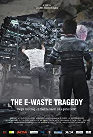 The E-Waste Tragedy Poster
