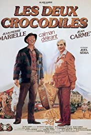 The Two Crocodiles Poster