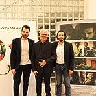 Ali Barkin, Hakan Kurtas, and Bora Seçkin in 91.1 (2016)