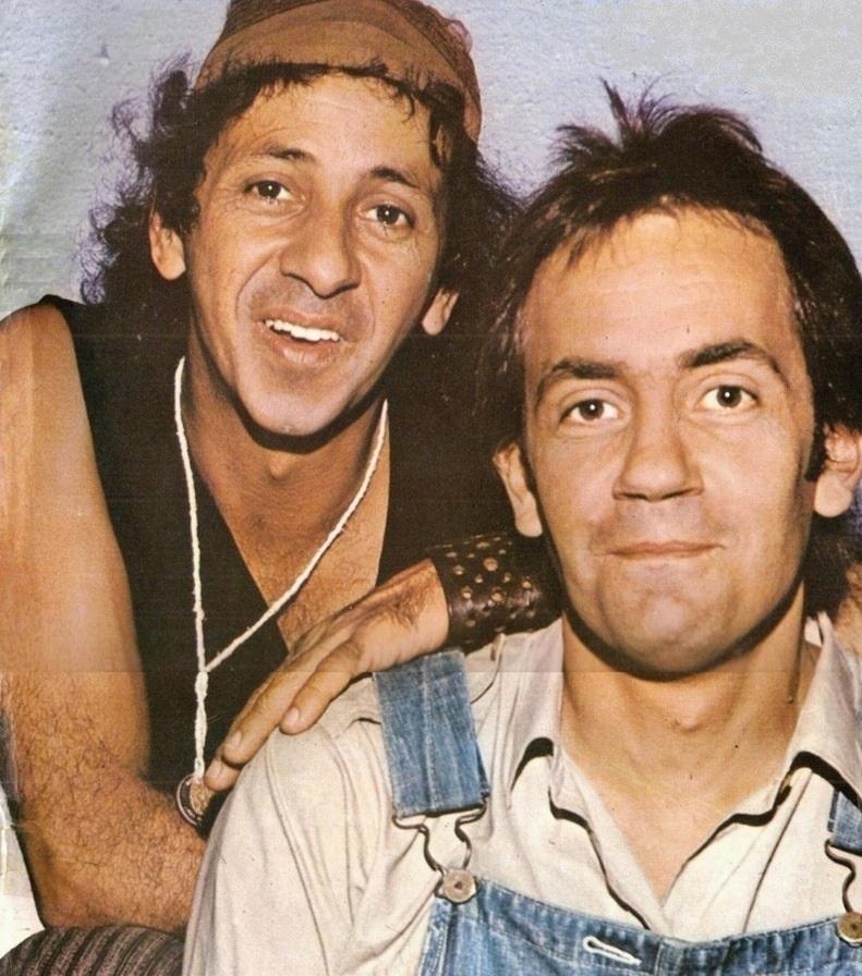 Shazan, Xerife & Cia. (1972-1974)